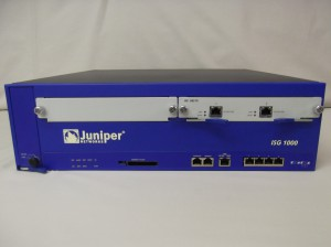 Juniper ISG-1000